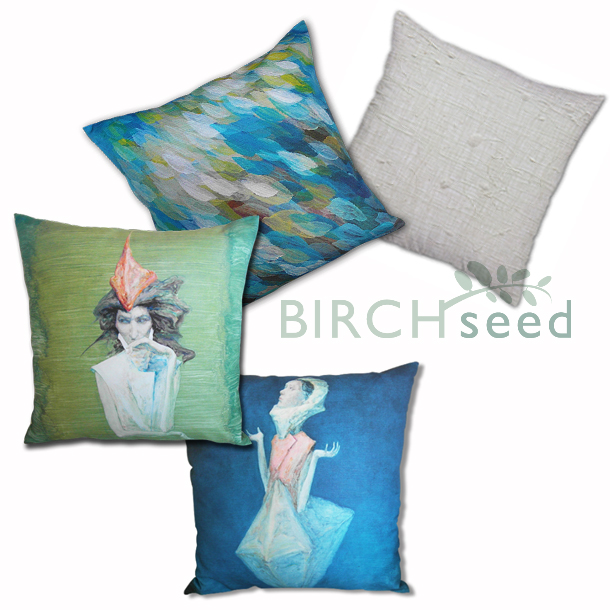 Birchseed Pillows giveaway