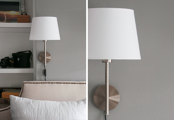 lighting up the bedroom earnest home co - Wall Lamps For Bedroom