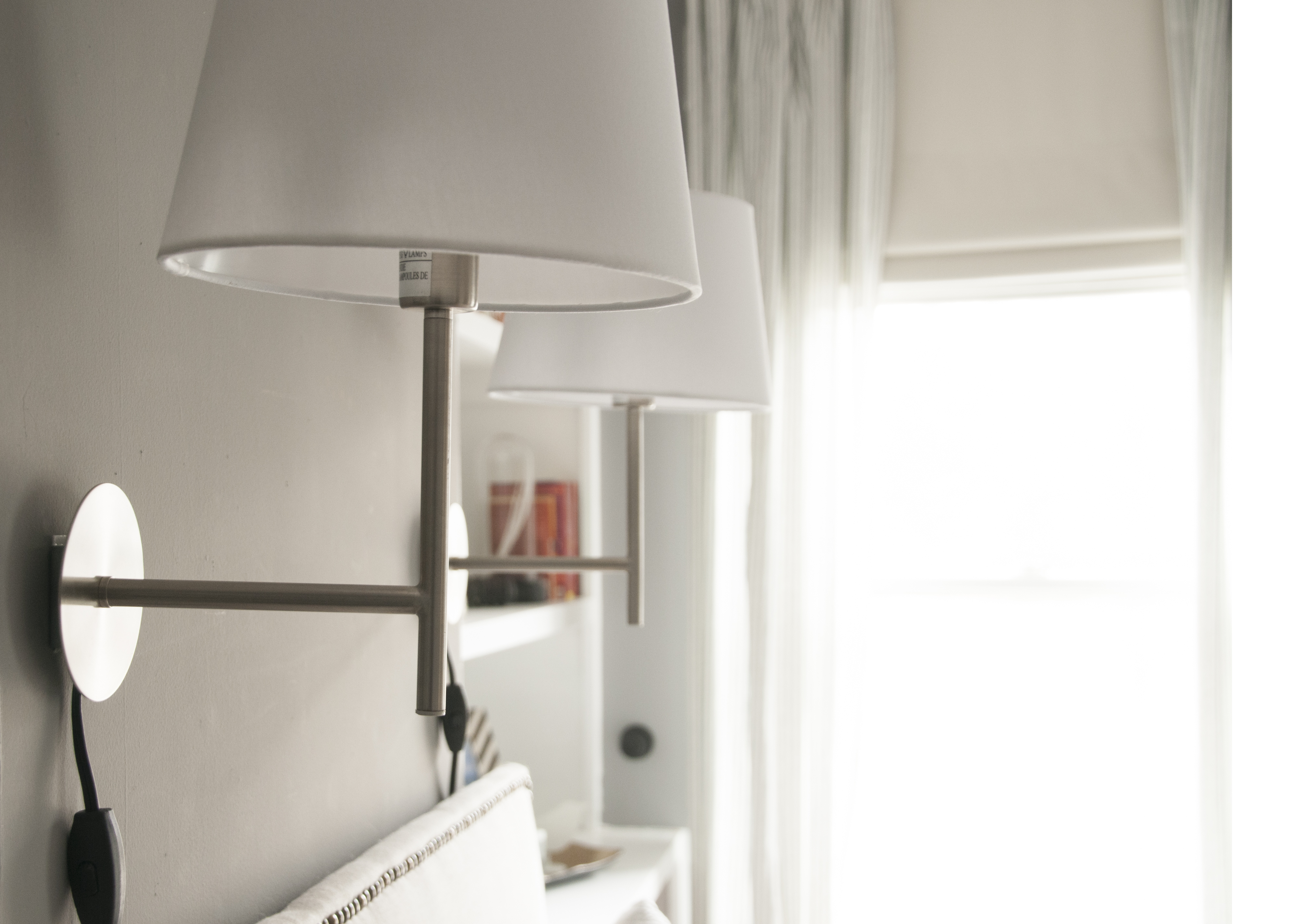 Lighting up the Bedroom | House of Earnest