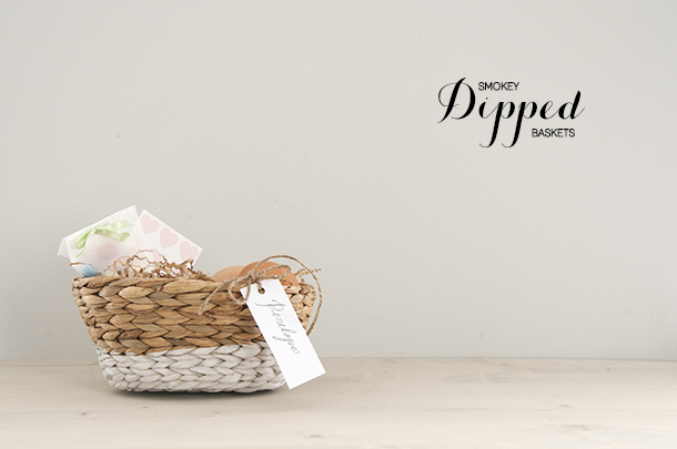 dipped basket 1