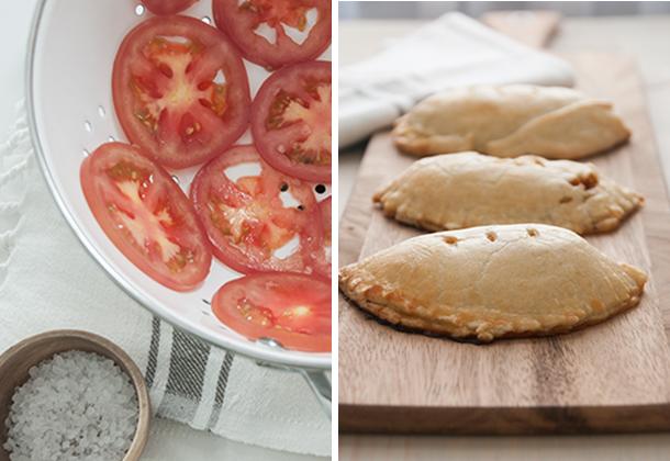mini tomato pie recipe