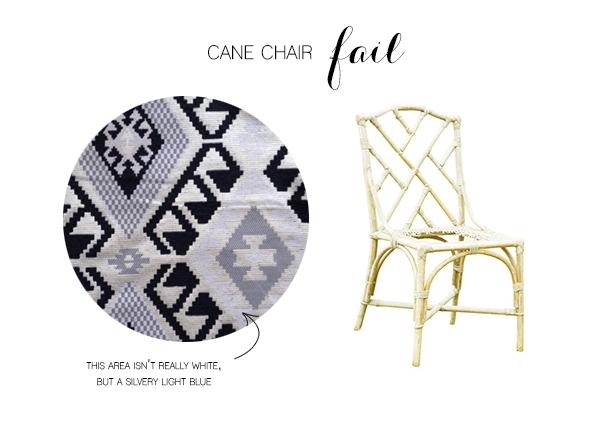 Cane Chair Fabric
