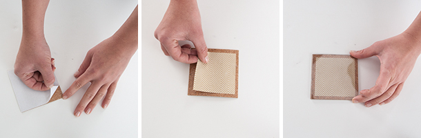 Ten Minute Patterned Coasters Workflow