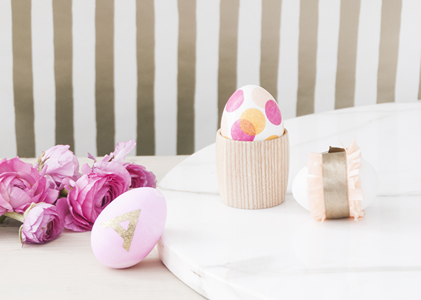 egg decorations colorful and pretty