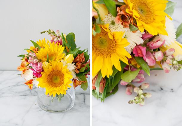 handtied bouquet tutorial