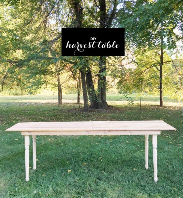 hargest table diy